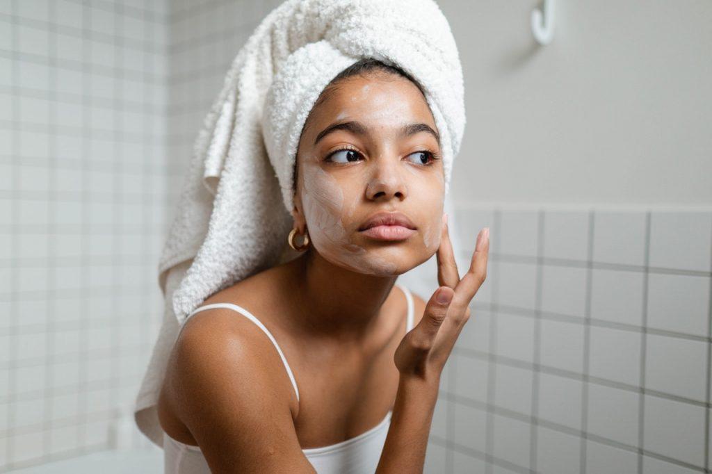 esfoliazione e peeling viso